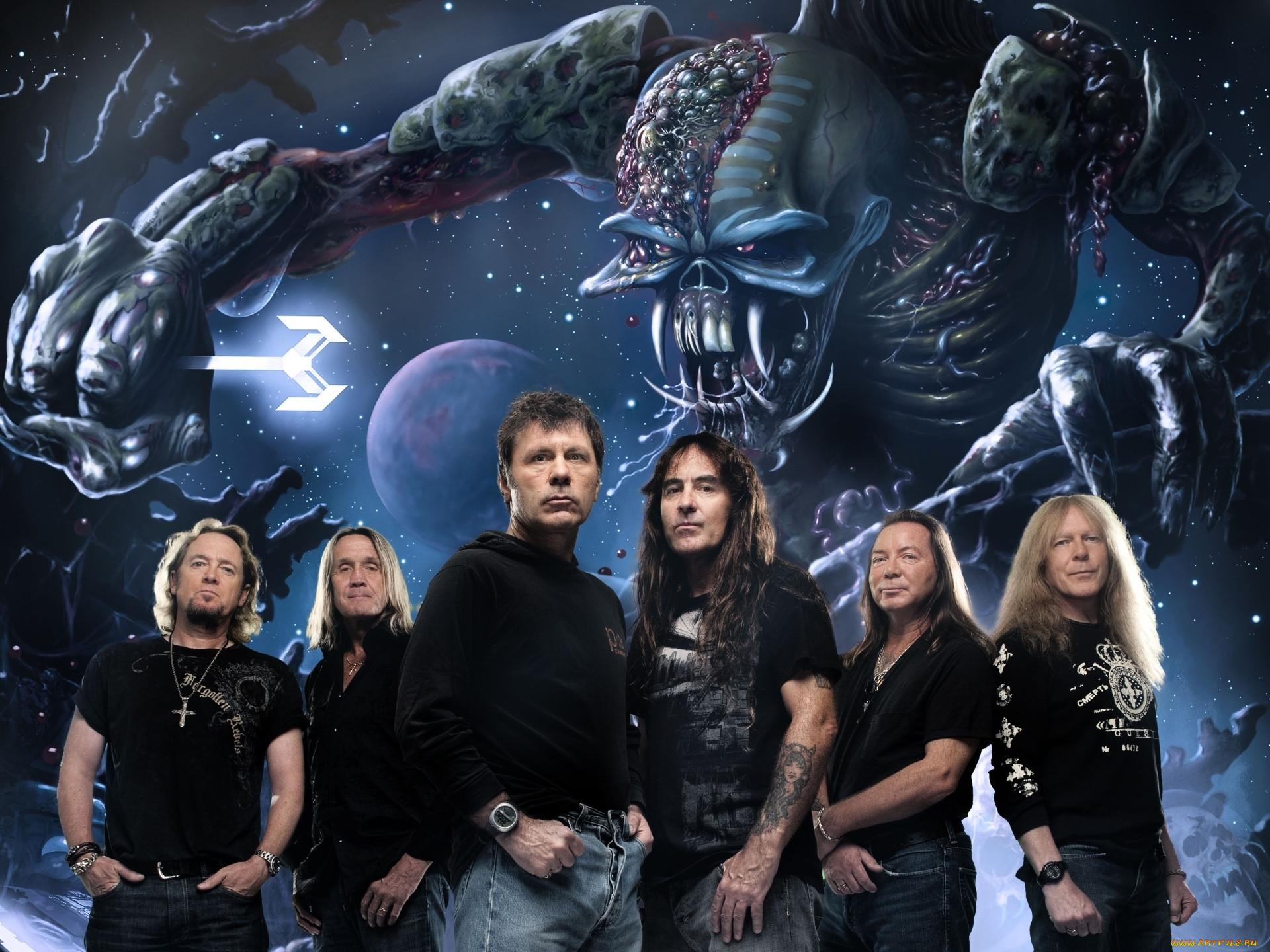 iron, maiden, музыка, рок, группа